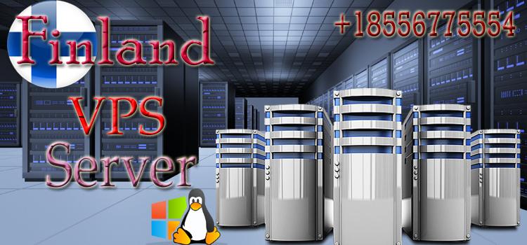 Finland VPS Server