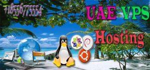 UAE VPS Hosting