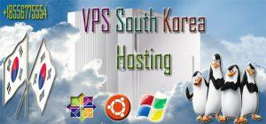 VPS South Korea Hosting