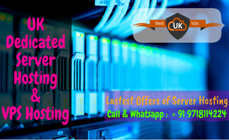 UK Based Dedicated Server Hosting and VPS Hosting Plans