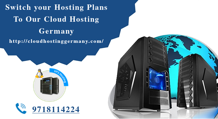 Cloud Hosting Germany
