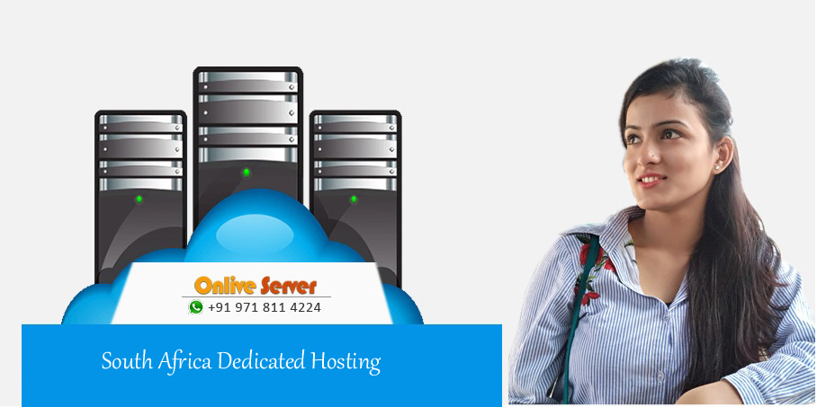 South Africa Dedicated Hosting