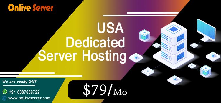 USA Dedicated Server Hosting Plan1